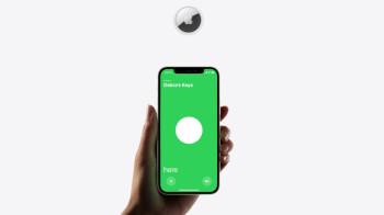 Los usuarios de Android pueden ayudar a un usuario de AirTag a reunirse con un artículo perdido