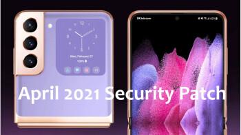 El parche de seguridad de abril finalmente llega a Galaxy S8, Galaxy S8 +, Galaxy Z Flip