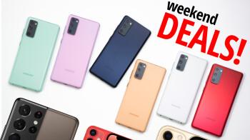 Las mejores ofertas de esta semana: $ 380 Moto Edge 256GB y $ 1300 Galaxy Z Fold 2 con aros