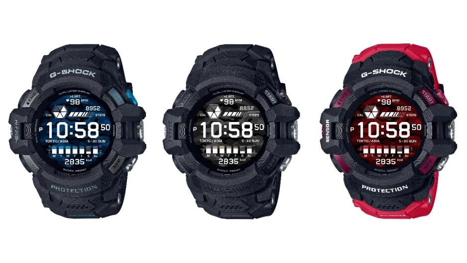 Casio G-SHOCK GSW-H1000: el último reloj inteligente G-SHOCK de Casio es el primero en funcionar con Wear OS de Google