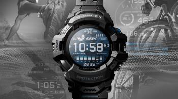 El último reloj inteligente G-SHOCK de Casio es el primero en funcionar con el sistema operativo Wear de Google