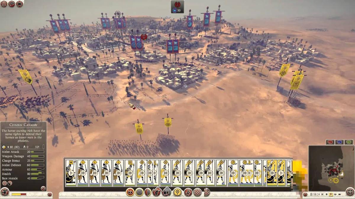Total War: ROME II en Linux
