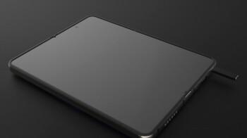 Es posible que el Galaxy Z Fold 3 no cuente con una ranura dedicada para S Pen