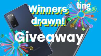 Ganadores del sorteo: Galaxy S20 FE y dos Galaxy A11 van a ...