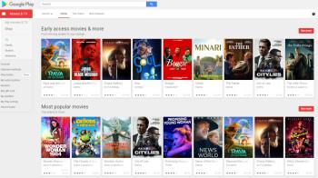 Google elimina la aplicación Play Movies & TV de determinadas plataformas