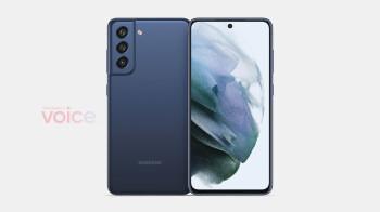 Aquí está su primer vistazo al Samsung Galaxy S21 FE
