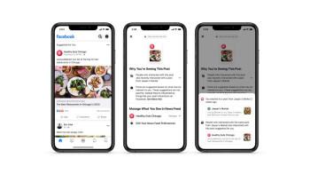 Cómo configurar el servicio de noticias de Facebook para las publicaciones más recientes y restringir los comentarios