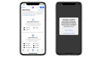 Cómo desactivar las indicaciones de la aplicación de seguimiento de anuncios de iPhone en iOS 14.5