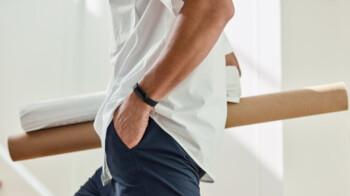 Imágenes de la fuga del rastreador de ejercicios Fitbit Luxe