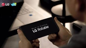 Más evidencia de que LG Rollable estaba bastante avanzado en producción antes de que fuera cancelado