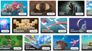 Más juegos agregados a Apple Arcade