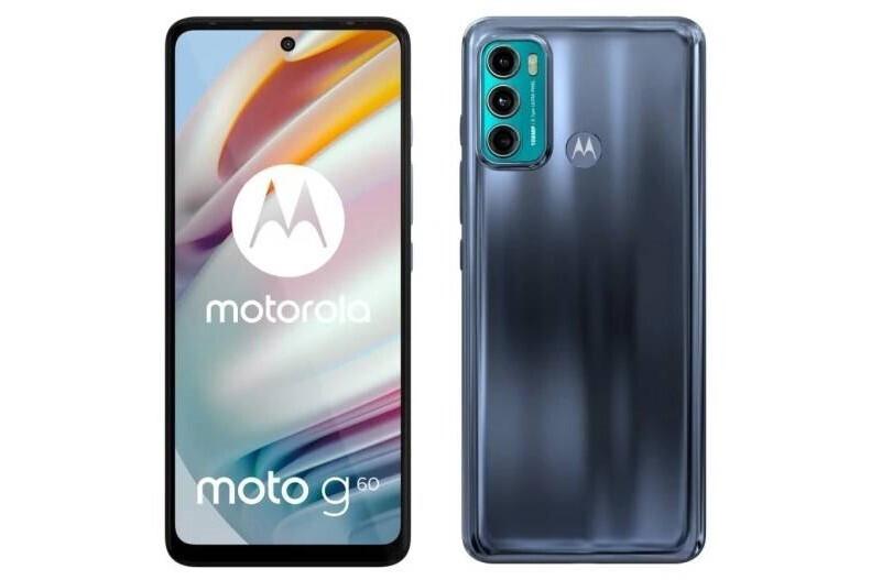 Presuntos renders de Moto G60 - Geekbench corrobora especificaciones de Motorola Moto G60 previamente filtradas