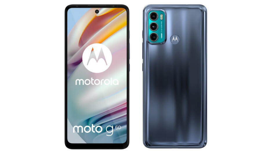 Presuntos renders de Moto G60: los renders filtrados revelan los elegantes diseños de los modelos Moto G60 y Moto G20 de gama media