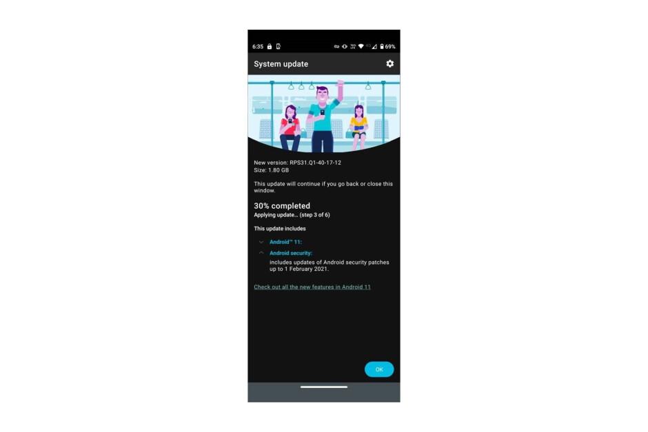 Registro de cambios de Motorola Razr 5G Android 11: Android 11 llega al Motorola Razr 5G plegable