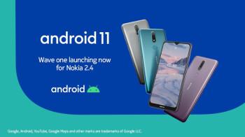 Nokia 2.4 recibe la actualización de Android 11 en EE. UU.