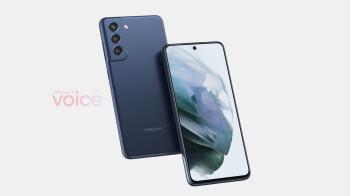 Samsung 'Galaxy S21 FE' mencionado accidentalmente en el sitio web oficial