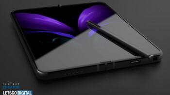 Samsung Galaxy Z Fold 3 puede hacer una compensación insignificante para adaptarse a las nuevas tecnologías