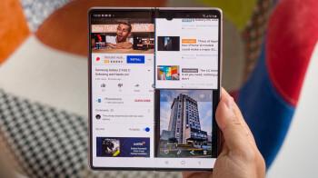 Samsung tiene el Galaxy Z Fold 2 5G a la venta a un precio más bajo que nunca sin condiciones