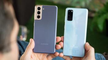 Seis semanas después, la serie Galaxy S21 5G de Samsung sigue siendo mucho más popular en los EE. UU. Que el S20