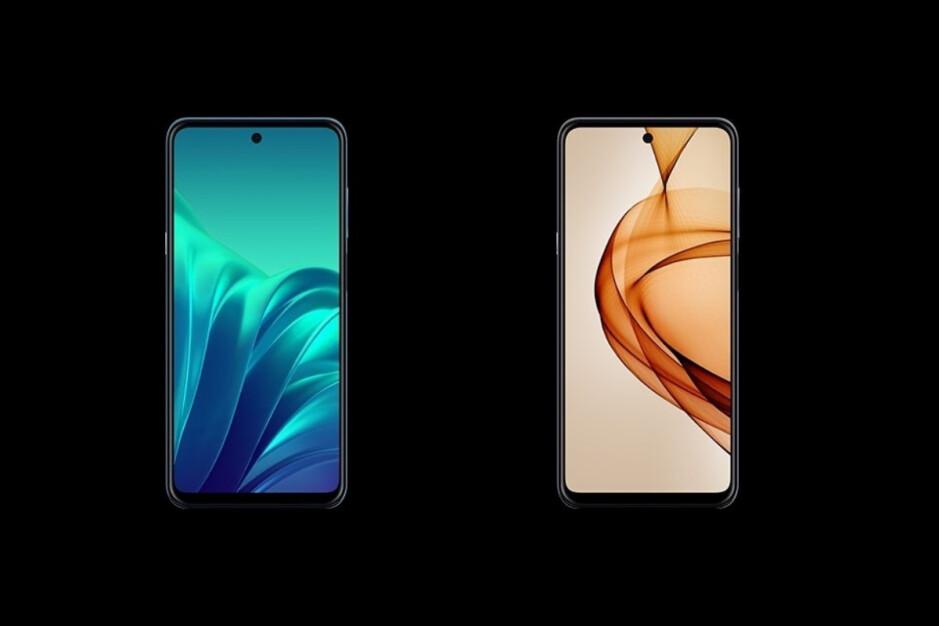 TCL 20L (izquierda), 20L + (derecha): todos los próximos teléfonos inteligentes asequibles de TCL ahora son como un libro abierto