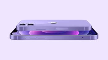 El nuevo iPhone 12 morado y el iPhone 12 mini llegarán a uscellular este mes