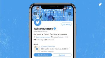 Twitter lanza perfiles profesionales para empresas