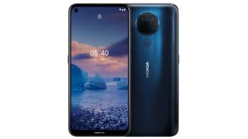 Nokia 5.4 desbloqueado ha bajado a su precio más bajo hasta ahora