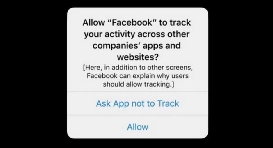 La función de transparencia de seguimiento de aplicaciones de Apple pronto estará aquí pidiendo a los usuarios de iOS que tomen una decisión: se espera que un enorme 68% de los usuarios de iPhone de Apple opten por no ser rastreados para anuncios móviles.