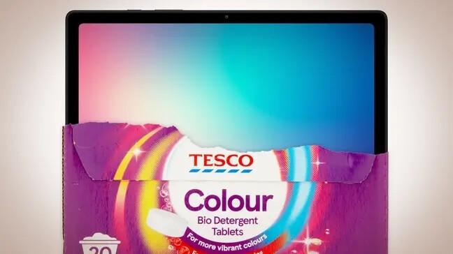 Pida tabletas de lavandería y podrá marcharse con un Samsung Galaxy Ta: el hombre pide manzanas en un supermercado y obtiene un Apple iPhone SE (2020) gratis