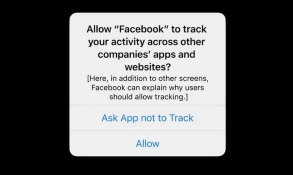 La próxima actualización de iOS 14.5 incluye la función Transparencia de seguimiento de aplicaciones: Apple quiere cerrar la App Store a los desarrolladores que buscan recopilar datos del usuario sin consentimiento.