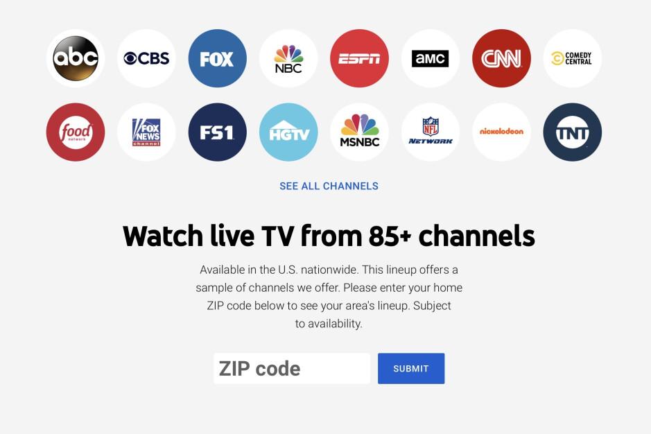 Roku elimina la aplicación YouTube TV de Google de la tienda de canales