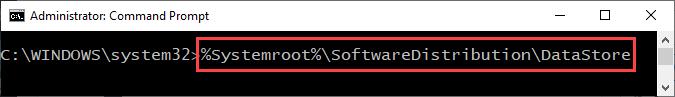 Distribución de software del almacén de datos