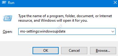 Mssettings Windowsupdate
