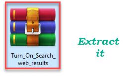 Extraer Activar Min