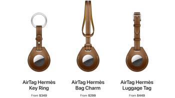 Apple es una empresa de lujo, pero no por el precio de $ 449 AirTag Hermès