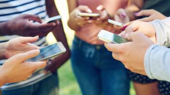 Consulte esta infografía para ver si es adicto a los teléfonos inteligentes