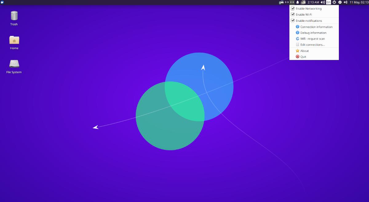 reinicia la interfaz de red de Ubuntu