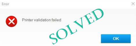 Feature Printer Validation Min