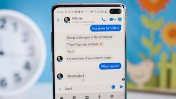 Facebook Messenger es una de las tres únicas aplicaciones de Android en alcanzar este símbolo de popularidad.