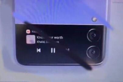 Las imágenes filtradas sugieren que Samsung va con todo incluido en el Galaxy Z Fold 3 y Flip 3