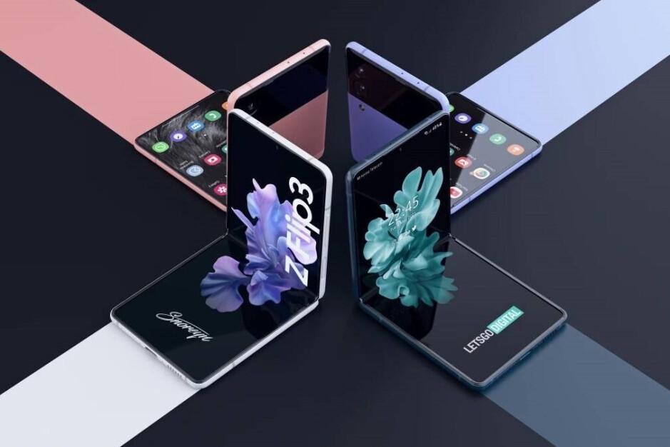 La marca registrada de Samsung alimenta las especulaciones sobre el soporte del Galaxy Z Flip S Pen