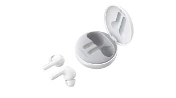 Los auriculares inalámbricos verdaderos Tone Free de LG, que rivalizan con los AirPods, están a la venta a un precio excelente (nuevos)
