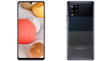 El Galaxy A42 5G de gama media de Samsung llega a Visible con dos grandes promociones
