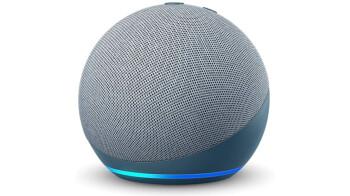 El económico altavoz inteligente Echo Dot tiene un 40% de descuento en Amazon