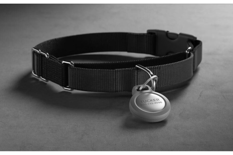 Nomad lanza el soporte AirTag para llavero resistente y el grabado de la etiqueta de identificación de la mascota