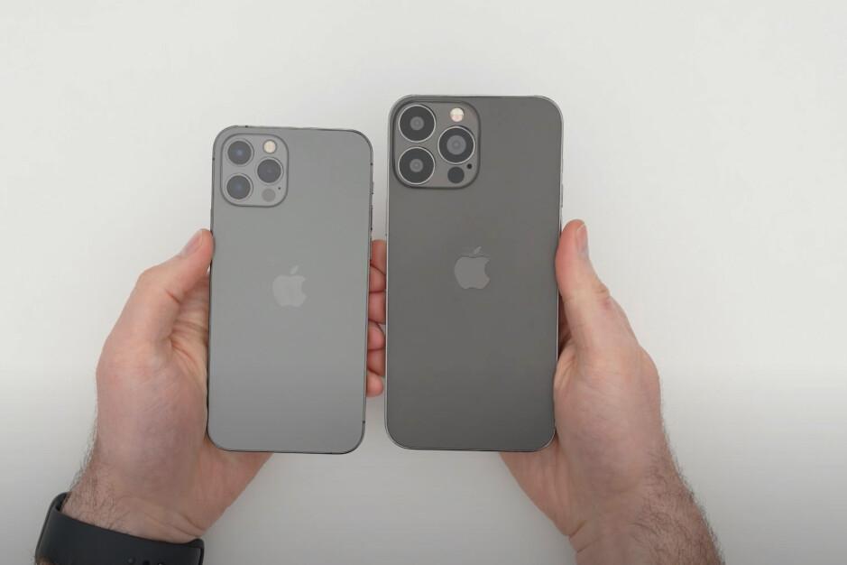 Unidad ficticia del iPhone 13 Pro Max: esto es algo que Apple está haciendo para reducir el tamaño del iPhone 13