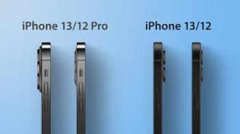 iPhone 13 Pro y Pro Max tendrán especificaciones de cámara similares, sugieren esquemas filtrados