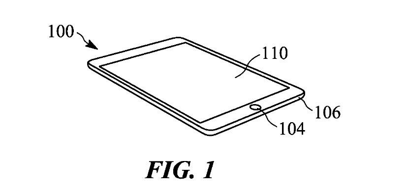 Imagen de un iPad de la última patente de Apple: el nuevo premio de patente sugiere que Apple está probando 3D para el iPhone y el iPad
