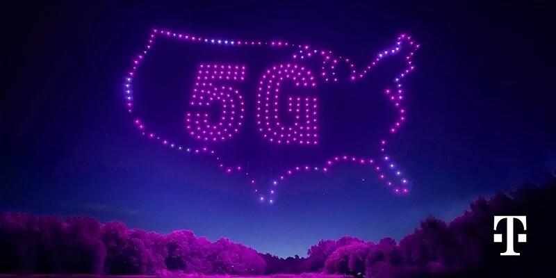 T-Mobile actualmente brinda servicio 5G a 140 millones de personas - T-Mobile reporta otro trimestre sólido cuando se le conoce como