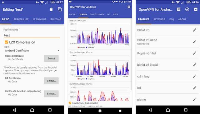 ProtonVPN: las mejores VPN para Android